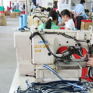 ラロック中国工場